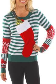 bad santa sweater bad santa proud in this sweater that holds an entire