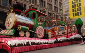 what time does the chicago thanksgiving day parade start