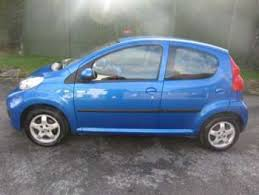 blue peugeot for sale used blue peugeot 107 for sale rac cars