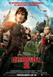 Ver Pelicula Cómo entrenar a tu dragón 2