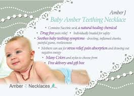 amber necklace baby teething images Amber necklace for babies awwake me jpg