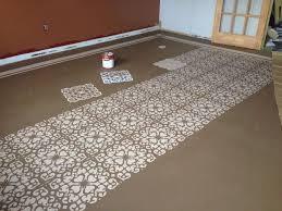 painting a floor painted concrete floors hometalk