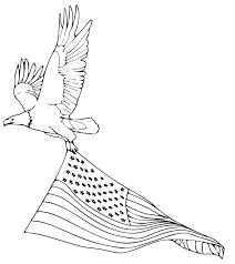 coloring book bald eagle clip art at clker com vector clip art