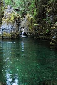 Oregon travel info images Best 25 opal pool oregon ideas 3 pools oregon jpg