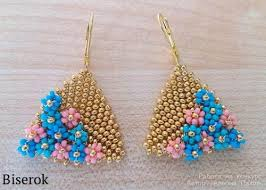 439 best bead earrings images on pinterest earrings jewelry and