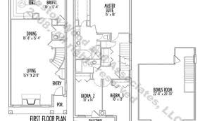 23 fresh 2 story apartment plans house plans 81626