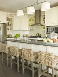 Low Kitchen Cabinets by Furniture Wicker Low Back Bar Stools For Counter And Bar