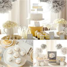 white and gold baby shower a baby shower best baby shower ideas and themes