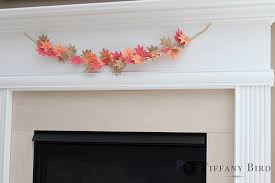 15 ideas to make cool thanksgiving garlands shelterness