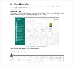 blank brochure template publisher microsoft brochure template 34