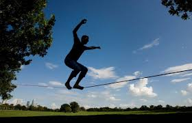 the beginners guide to slacklining