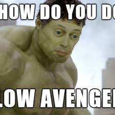 Meme Steve - steve buscemi is the incredible hulk meme