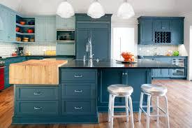 blue kitchen islands zamp co blue kitchen islands beautiful eat in kitchen with butcher block island