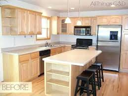 grey maple kitchen cabinets brenner gray kitchen cabinets in maple