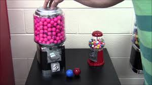 Where Can I Buy Gumballs What Size Gumballs Do I Need For My Gumball Machine Youtube