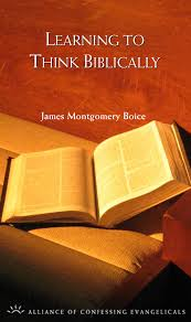 reformed resources u003e learning to think biblically pdf download