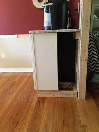 filling gaps between cabinets ideas to fill gap between counter and wall