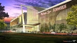Mohegan Sun Casino Floor Plan by Tribes Select East Windsor To Host New Connecticut Casino Fox 61