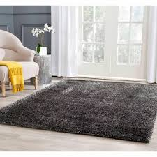 Gray Shag Area Rug Tips Green Shag Rug Ikea With Cozy Sofa And Chair For Home
