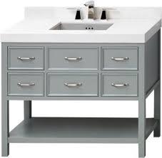 Bathroom Vanity Ronbow Ronbow 052742 Newcastle Vanity Qualitybath Com