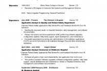 Summary Of A Resume Example by Professional Summary On Resume Examples Of Professional Summary On