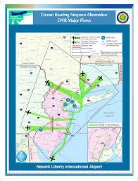 Ewr Airport Map New York New Jersey Philadelphia Airspace Redesign U2013 Meeting Displays