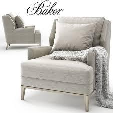 barbara barry 3d baker anchor lounge chair barbara barry 6738c