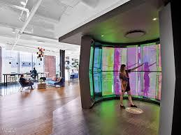 Office Interior Architecture Google U0027s Nyc Office By Interior Architects Has Eye Catching