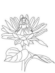 thumbelina coloring pages kids coloring books