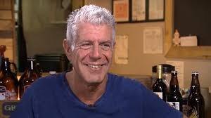 Anthony Bourdain Knife 8 Things We Learned About Anthony Bourdain During His Sunday Today