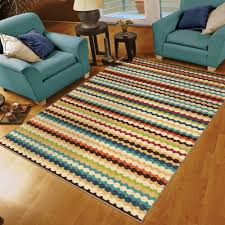 Modern Stripe Rug by Accent Rugs Walmart Com