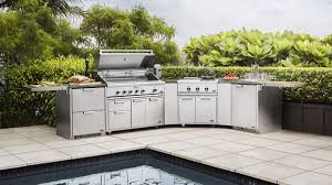 Prefab Outdoor Kitchen Grill Islands by Outdoor Kitchen Grills Ideas Also Prefab Grill Islands Picture