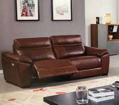 Power Recliners Sofa Sofa Power Reclining Sofa With Adjustable Headrest Reclining