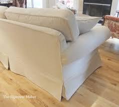 Duck Cotton Slipcovers Slipcover Maker In Kalamazoo The Slipcover Maker