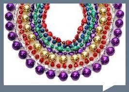 mardi gras beaded necklaces mardi gras custom mardi gras mardi gras necklaces