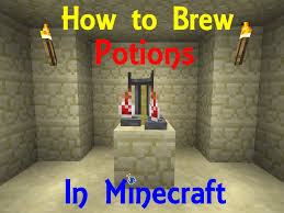 how to brew potions in minecraft levelskip