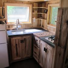 cozy and chic tiny house kitchen design tiny house kitchen design