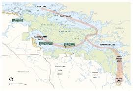 Minnesota national parks images Lake navigation voyageurs national park u s national park service jpg