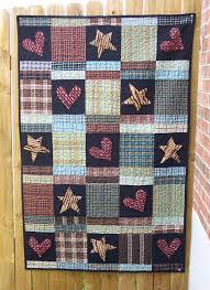 Memes Quilts - quilt pattern raggy blues quilt by meme s quilts wonderful homespun