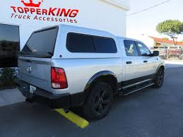 Dodge Ram Truck Accessories - road ready ram with raised leer 180 topperking topperking