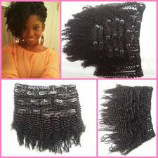 Clip Hair Extensions Australia by 4a 4b 4c Mongolian Afro Curly Clip In Hair Extensions Virgin