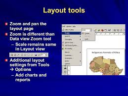 layout view zoom maps cartography and presenting data ppt video online download