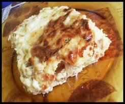 cuisiner la morue à la portugaise bacalhau com natas morue a la crème la popotte de silvi