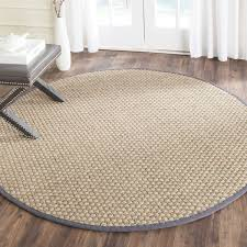 Round Seagrass Rugs by Rug Nf114q Natural Fiber Area Rugs By Safavieh
