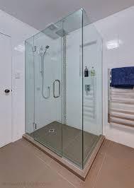 corner square shower doors u2013 shower solutions