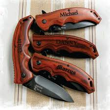 wedding gift knives set of 10 rescue knife engraved pocket knife personalized