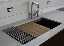 The House Milk Kitchen Project Sink And Faucet Design Milk - Kitchen sink with drying rack