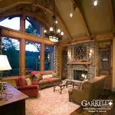 Lake House Design Ideas Madera Y Piedra Walkout Basement Home