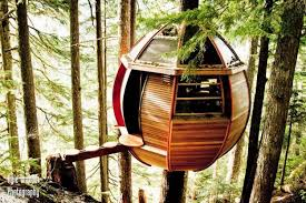 spectacular tree house designs offering romantic and intimate