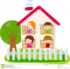 cute house stock image image 13935741